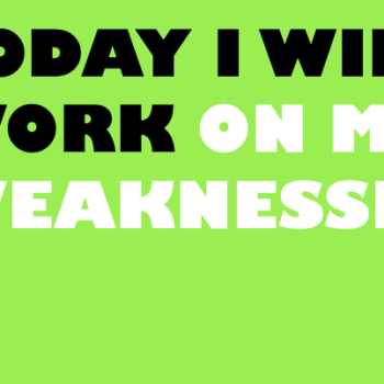 weaknesses-green