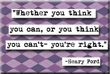 Henry Ford Quote - Power of Thinking
