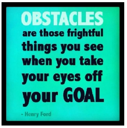 Henry Ford Quote Obstacles