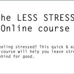 Less-STress-Course