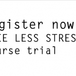 Less Stress course trial