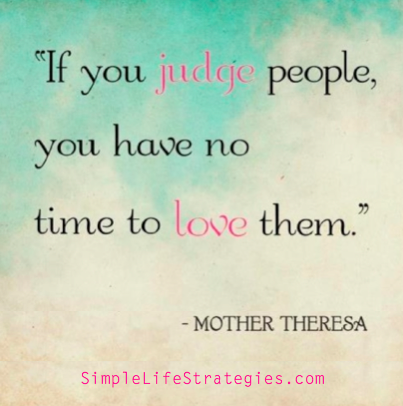 mother theresa judge quote