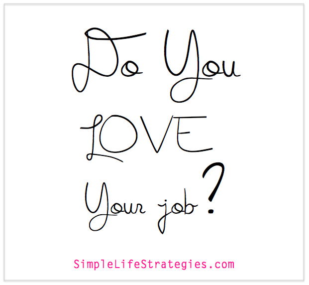 love job quote