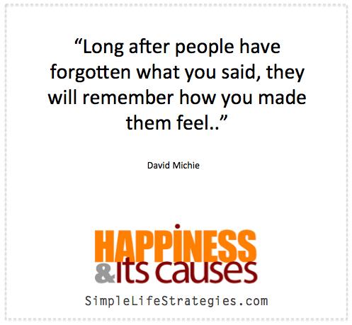 David Michie Quote