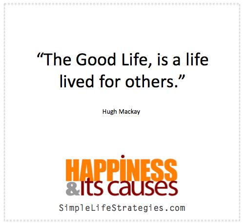 Hugh Mackay Quote
