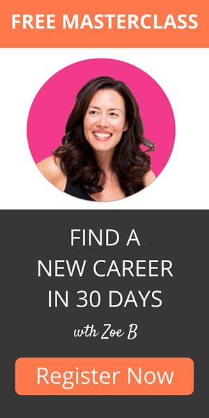 Free Career Masterclass