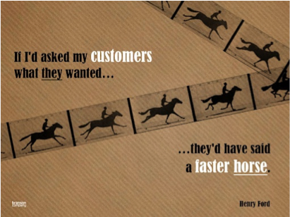 Henry Ford Quote Faster Horse