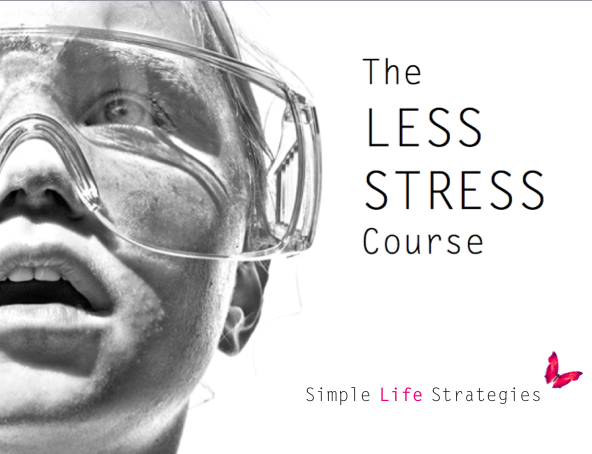 less stress course