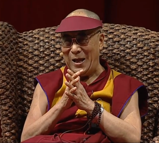 5 Life Lessons from the Dalai Lama: Live 2013 Sydney Event