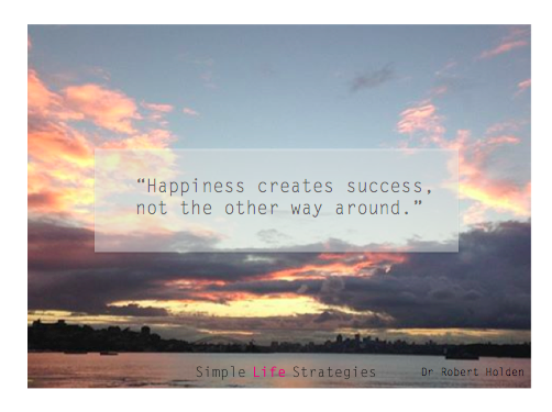 How to Be Successful and Happy