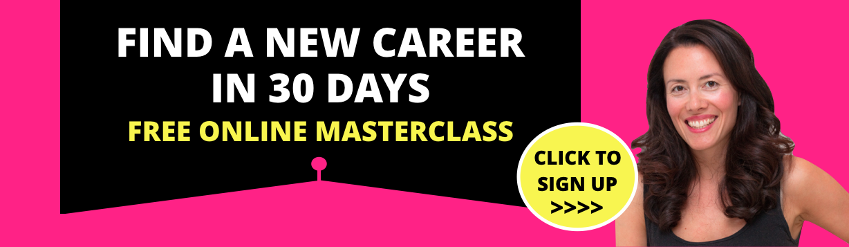 Career Masterclass 1