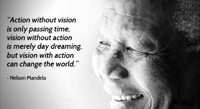 Wisdom From Nelson Mandela Inspiring Quotes Simple Life Strategies