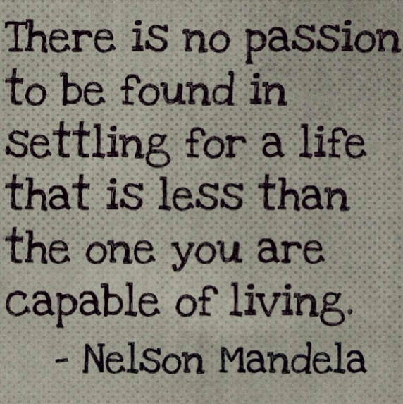 Wisdom Quotes Inspirational: Wisdom From Nelson Mandela