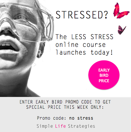 less stress course early bird