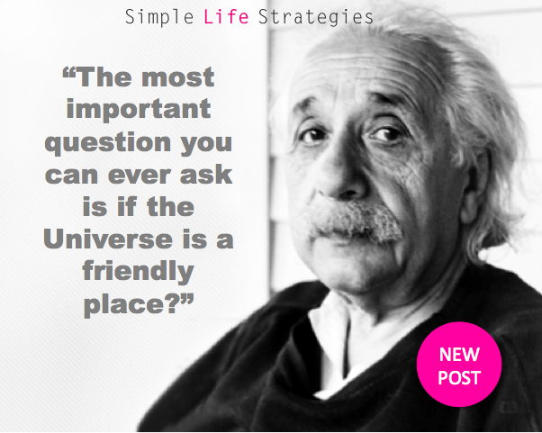 The Most Important Question to Ever Ask (according to Albert Einstein)