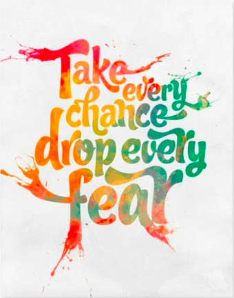 dr seuss fear quote