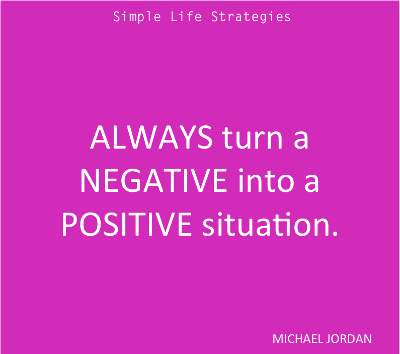 Michael Jordan positive quote
