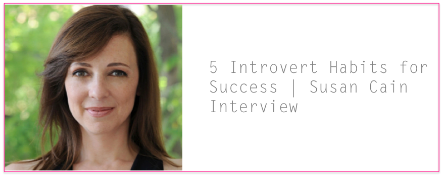 susan cain introvert interview
