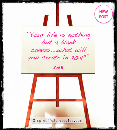 A New Year; a New You? | Simple Life Strategies