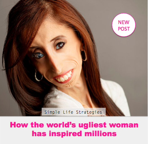 How the World's Ugliest Woman has Inspired Millions