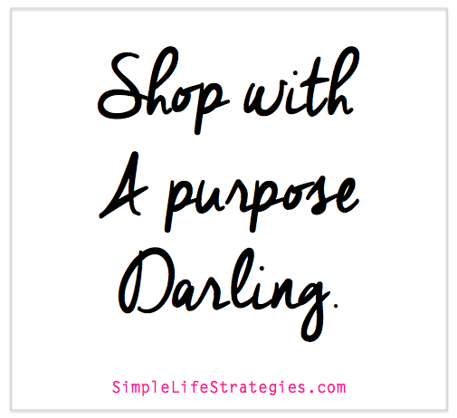 Shopping quote