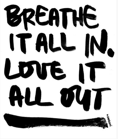 love breath