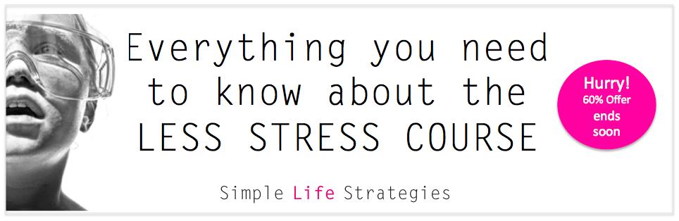 Simple Life Strategies