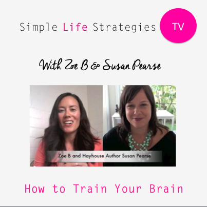 How to Train Your Brain – Tips from Hay House Author Susan Pearse