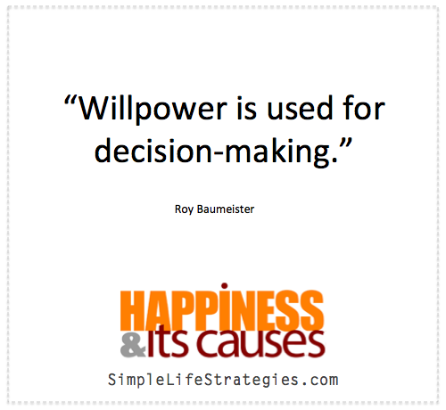 Roy Baumeister Quote