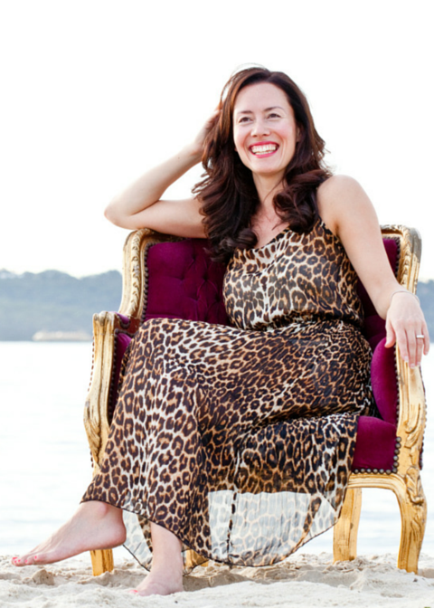 Zoe B Baroque Chair