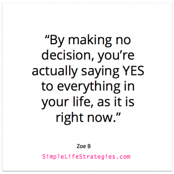 10 secrets of fast decision makers
