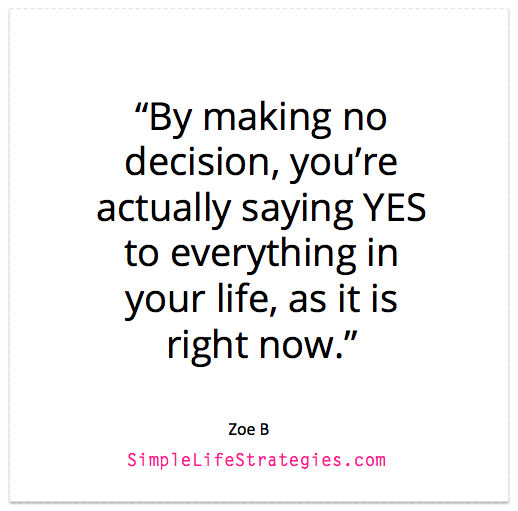 10 secrets of fast decision makers
