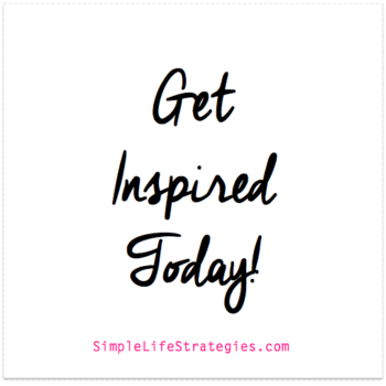 get inspired today