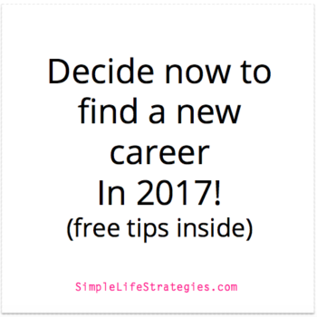 free career tips 2017